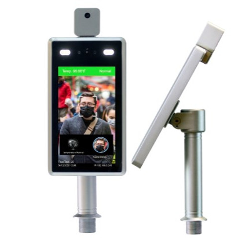 ViewZ  Face Recognition / Temperature Measurement Monitor