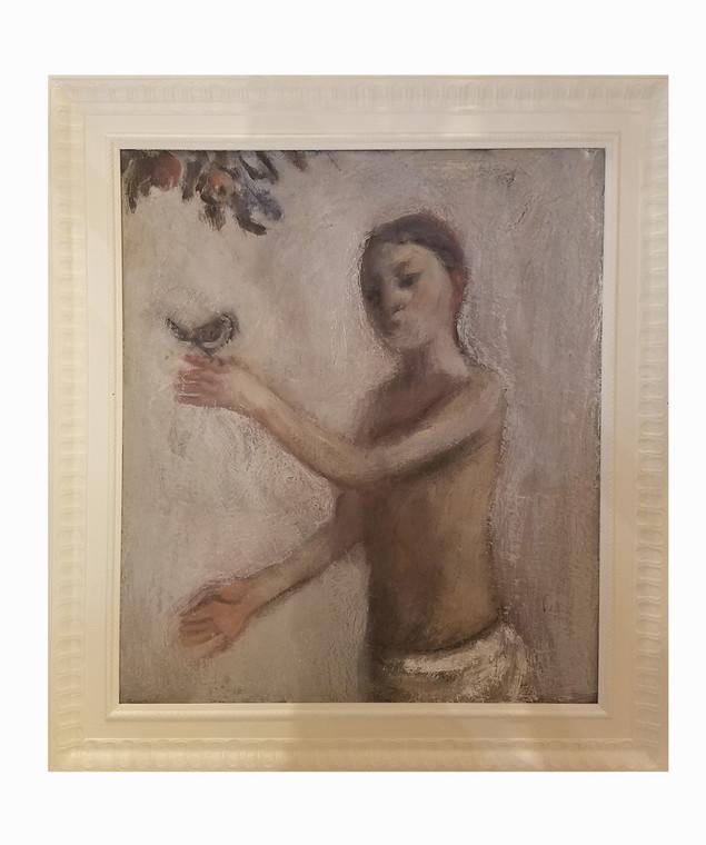 Chuck Bodish -  Oil on Canvas
