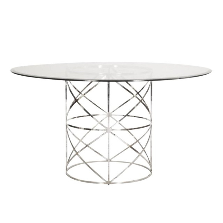 Worlds Away Anderson Dining Table