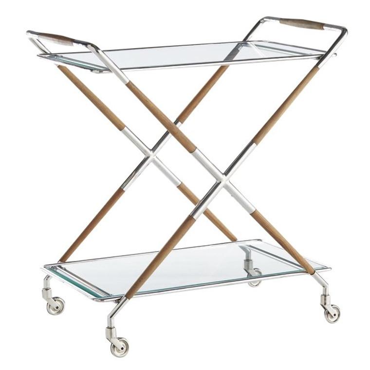Arteriors Jevon Bar Cart