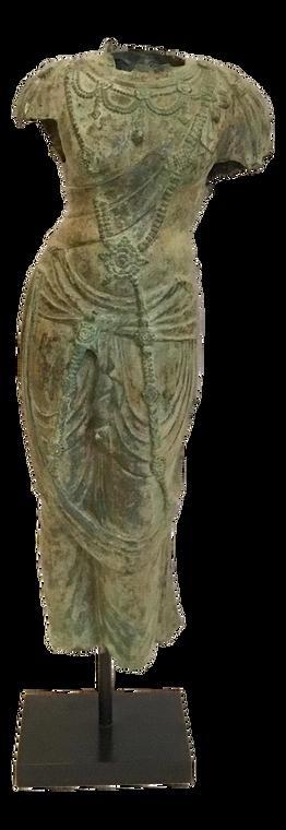 Persian Style Torso Sculpture