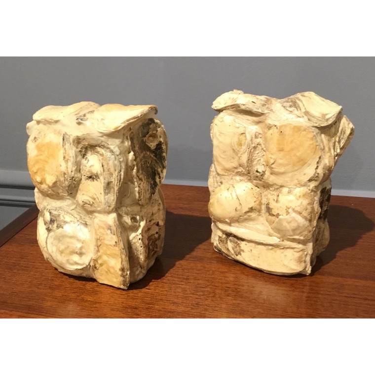 Made Goods Transitional Raina Oyster Bookends