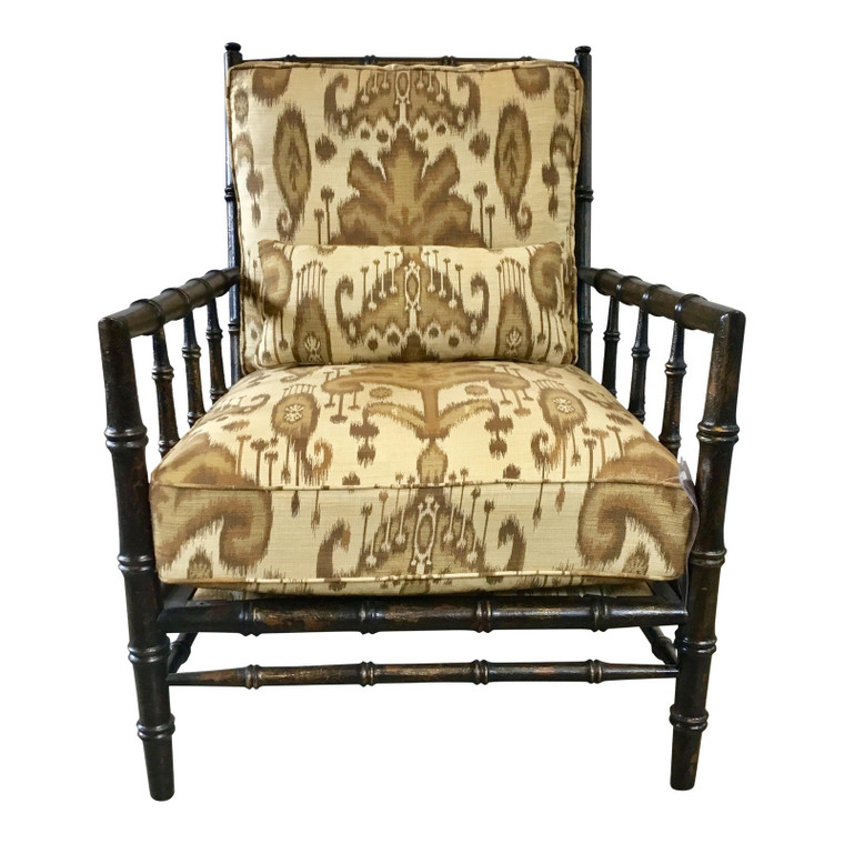 Currey & Co. Traditional Merevale Chair