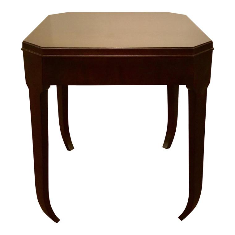 Hickory Chair Modern Wabi Wood Side Table