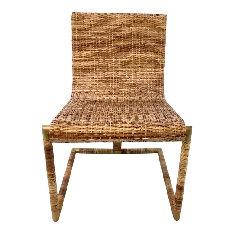 Mid-Century Modern Style Henredon Cane Chair