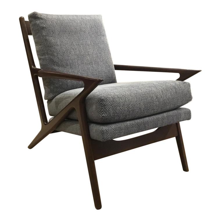 Mid-Century Modern Style Duralee Holloway Lounge Chair