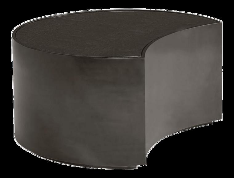 Caracole SIgnature Modern Bronze Urbane Cocktail Table