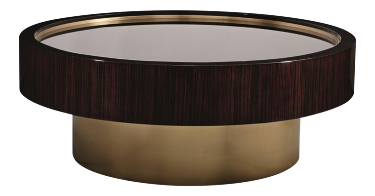 Caracole Signature Modern Anonymous Cocktail Table