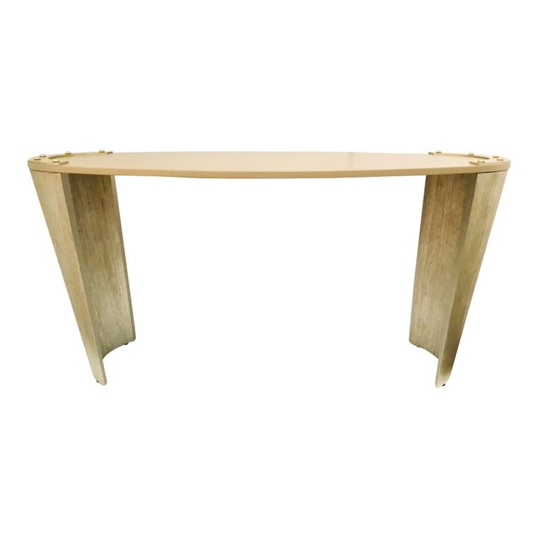 Jacques Garcia for Baker Modern Kampa Oval Writing Desk