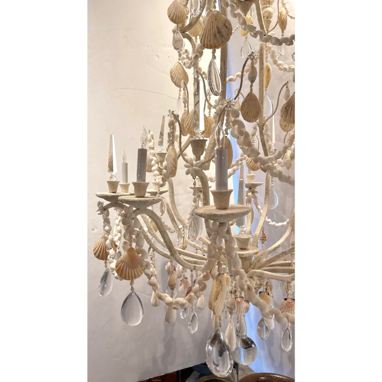Currey & Company Buttermore Chandelier