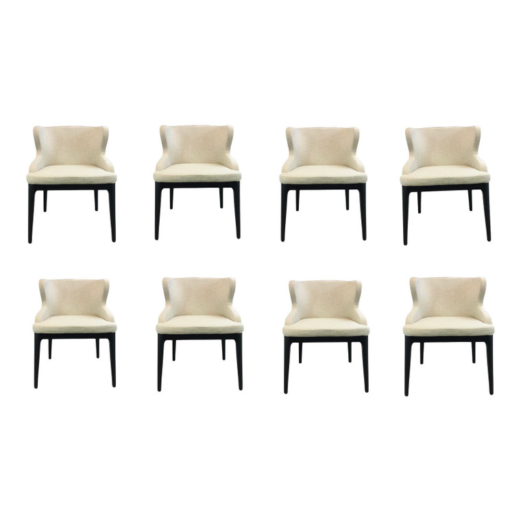 Caracole Signature Modern the Cinay Dining Chairs - Set of 8