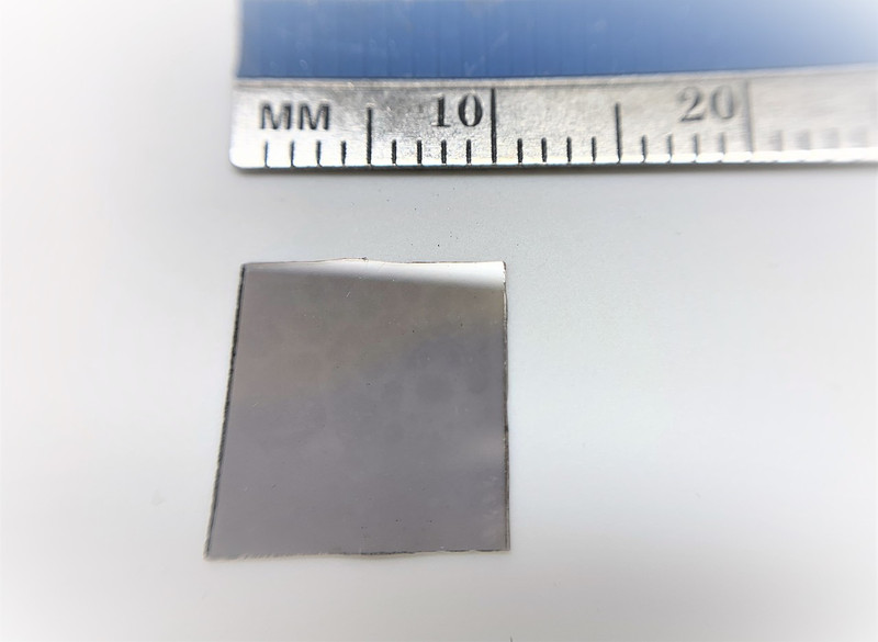 PdS2 CVD monolayer large size and high quality