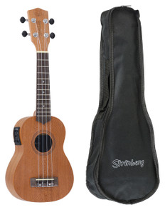 "21"" Ukulele with Preamp & Tuner  UK-06SE"