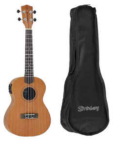 "26"" Ukulele with Preamp & Tuner  UK-06TE"