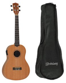 "29"" Ukulele with Preamp & Tuner  UK-06BE"