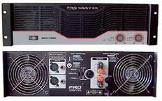 Pro Stereo Amplifier, 2x700W  QFC-1400