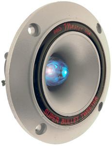 SUPER PIEZO LED BULLET TWEETER SPT-19LED