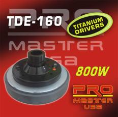 "TWEETER DRIVER, 2"" Voice Coil  TDE-160"