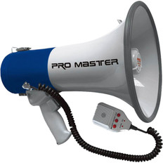 "9.5"" MEGAPHONE, 50W, WITH RECORDER  TMC-2501R"