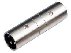 XLR Plug to Plug Coupler  AD-128