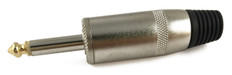 "1/4"" Mono Wide Body Jumbo Gold Plug  PL-1200B"