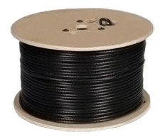 500ft. RG-6 Coaxial Cable, 65% Shield  1665RG6UB-500