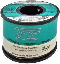 """200g. (Lead-Free) Solder Wire, 0.8mm/0.031""""  24-9901-31TMC1/2"""