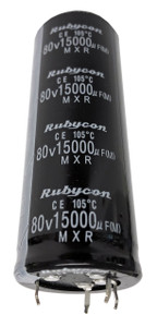 Electrolytic Capacitor (15,000uFx80V)  CAP15000X80