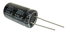 Electrolytic Capacitor (220uFx200V)  CAP220x200
