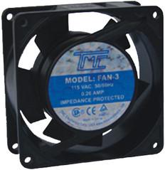 """3.6"""" Fan 110VAC  FAN-3"""