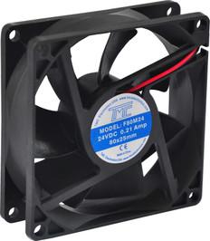 """3.15"""" Slim Fan 24VDC  F80M24"""