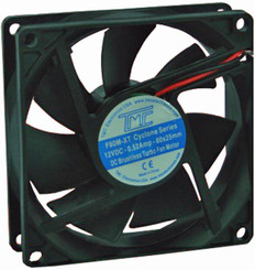 "3.15"" Slim Turbo Fan 12VDC  F80MXT"
