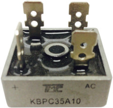 35A Bridged Rectifier  KBPC35A10