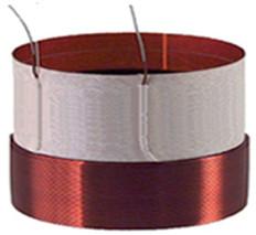 "2.5"" Kapton Voice Coil  VC-K-2.5"