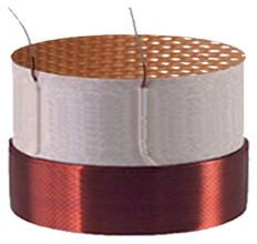 """2.5"""" Glass Fibre Voice Coil  VC-F-2.5"""
