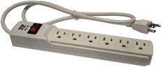 6-way Power Strip  AC-101XT