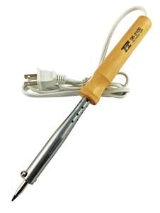 100W Wood Handle Solder Iron  08-2100