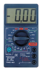 Digital Large Display Multimeter  TMC-60