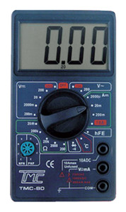 Digital Large Display Multimeter  TMC-80
