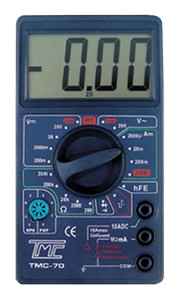Digital Large Display Multimeter  TMC-70