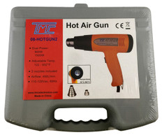 Hot Air Gun 250-1500W, Carrying Case  08-HOTGUN-2M