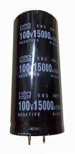 Electrolytic Capacitor (15,000uFx100V)  CAP15000X100