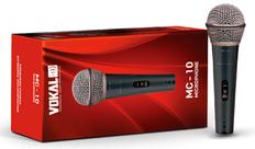 Dynamic Vocal Cardioid Microphone  MC-10