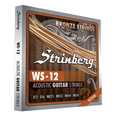 Bronze Acoustic Guitar Strings  WS-12