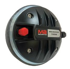 """Polyimide H.F. Driver, 1.75"""" Voice Coil  MB-DE250P"""