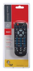 RCA Universal Remote 4 Device  RCR-504BR