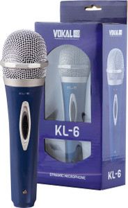 Dynamic Vocal Cardioid Microphone  KL-6
