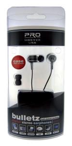 Sound Isolating In-Earphones, 2.5mm, Black  HO-550