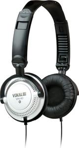 Fully Adjustable Headphones, 3.5mm, Black  VH-40