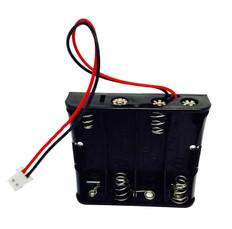 4 AA Battery Holder  BAT-H4AA